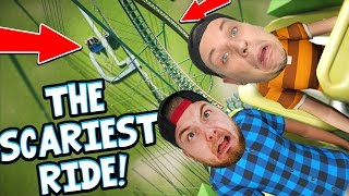 Download THE SCARIEST ROLLERCOASTER!! - Planet Coaster! #3 W/AshDubh! Video