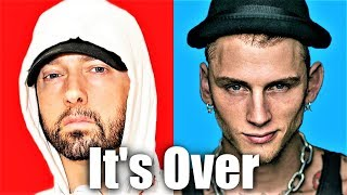 Download MGK Admits He Can't Respond To EMINEM's Killshot [BEEF IS OVER] Video
