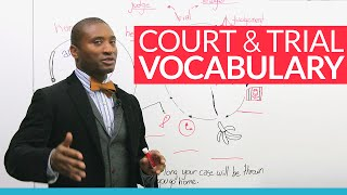 Download Real English: What you need to know if you're going to court Video