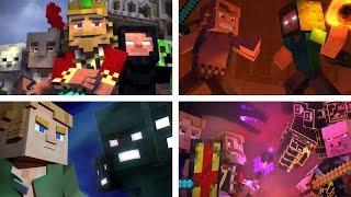 Download Fallen Kingdom: The Complete Minecraft Music Video Series Video