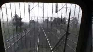 Download Must watch Driver View WAP7 Howrah Rajdhani overtaking and Signal confirmations Video