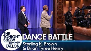 Download Dance Battle with Sterling K. Brown and Brian Tyree Henry Video
