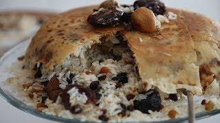 Download Չամիչով Փլավ Լավաշով - Rice with Raisins - Heghineh Cooking Show in Armenian Video