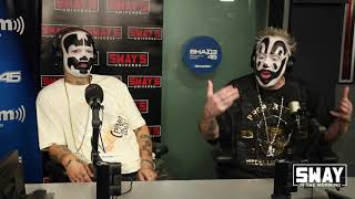 Download ICP Make Monumental Appearance On Shade45 + Discuss Eminem Beef + Suing The FBI Video