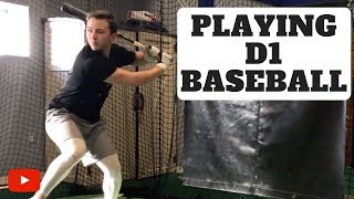 Download What It's Like Playing Division 1 College Baseball Video