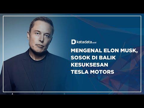 Mengenal Elon Musk, Sosok di Balik Kesuksesan Tesla Motors | Katadata Indonesia