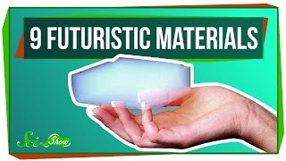 Download 9 Futuristic Materials Video