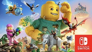 Download Lego Worlds Nintendo Switch First 40 Minutes of Gameplay Video