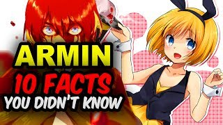 Download 10 Armin Arlert Facts You Didn't Know! Attack on Titan Facts Video