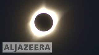 Download Solar eclipse: The moments the sun went out Video