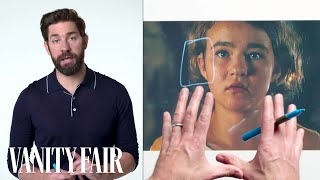 Download John Krasinski Breaks Down A Quiet Place's Lantern Scene | Notes on a Scene | Vanity Fair Video