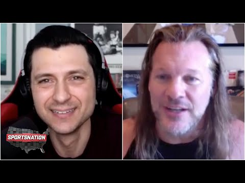 Chris Jericho reveals what movie inspired AEW's Dynamite parley segment | SportsNation