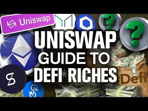 Uniswap Tools & Tips to Uncover HOT NEW Altcoins!!