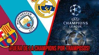 Download La UEFA sacaría a este gran equipo de la Champions ¡Por TRAMPOSOS! Video