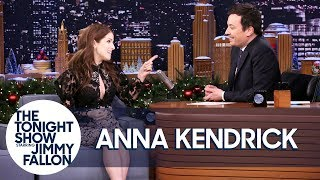Download Anna Kendrick Does Her Impression of Kristen Stewart Talking About Pitch Perfect 3 Video