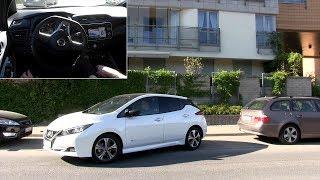 Download Nissan Leaf (2018): ProPilot Park Assist - real-life test :: [1001cars] Video