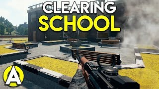 Download CLEARING SCHOOL - PUBG (Stream Highlight) Video