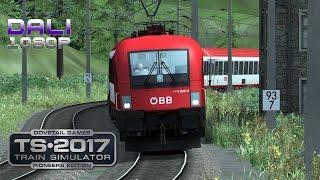 Download Train Simulator 2017: Pioneers Edition Semmeringbahn PC Gameplay 1080p 60fps Video