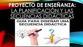 Download Soy Docente: DISEÑO DE SECUENCIAS DIDÁCTICAS Video