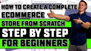 Download 🤓 Shopify Tutorial for Beginners | How to Set Up a Profitable Shopify Store Step by Step in 2019! Video