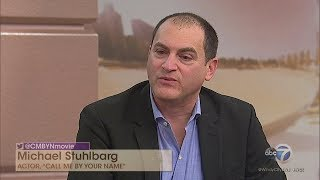 Download 'Call Me By Your Name' actor Michael Stuhlbarg talks about new film Video