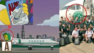 Download LOS SIMPSON PREDICEN EL ACCIDENTE DE AVIÓN DE CHAPECOENSE! Video
