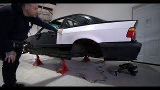 Download E36 WIDEBODY MOCK UP Video