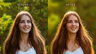 Download How to Blur Photo Background in Photoshop Like Very Expensive Lens Photography Video