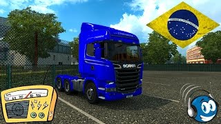 Download Tutorial-Como Colocar Rádios Brasileiras No Euro Truck Simulator 2 Video
