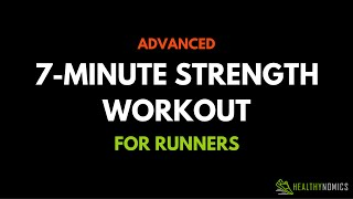 Download Advanced 7-Minute Strength Workout for Runners Video