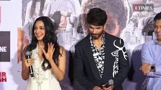 Download Kabir Singh Trailer Launch | Shahid Kapoor | Kiara Advani | UNCUT Video