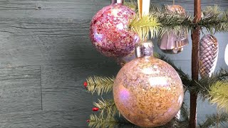 Download What Should You Do With Broken Ornaments? Bake Them!? Video