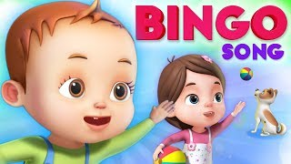 Download Bingo - Dog Song | Videogyan 3D Rhymes | Baby Ronnie Rhymes | Kids Songs and Baby Rhymes Video