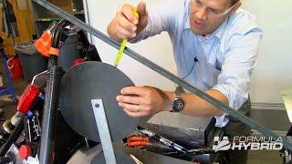 Download Formula Hybrid Mechanical Tech Inspection: Cockpit Template Procedures Video