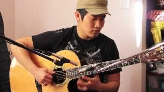 Download Almost Is Never Enough (Ariana Grande) - Solo Acoustic Fingerstyle Guitar - Andrew Chae Video