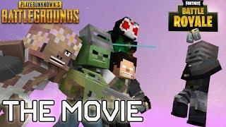 Download Monster School : PUBG vs FORTNITE The Movie Video