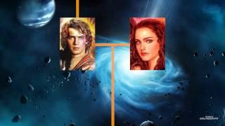 Download Skywalker's Family tree STAR WARS Video