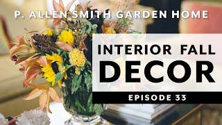 Download Interior Fall Decor Ideas | Tour of Moss Mountain Farm Main Cottage Video