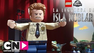 Download Lo show dei cartelli | Lego Jurassic World: La leggenda di Isla Nublar | Cartoon Network Italia Video