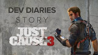 Download Just Cause 3 Dev Diaries: Story Video