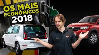 Download 💰8 Carros mais Econômicos do Brasil em 2018 (Mas quais são seguros?) | AutoVideos Video