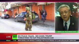 Download 'Jerusalem is not for sale': Palestinians angered by Trump's threat to cut $300mn aid Video