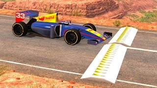 Download Spike Strip High Speed Testing - BeamNG DRIVE Video