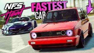 Download Need for Speed HEAT - FASTEST Car??? (Porsche Engine Swap) Video