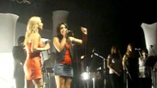 Download Dalila a duo con Angela en vivo Video