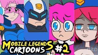 Download Mobile Legends: COMPILATION episode 7-13 (CARTOON) Video