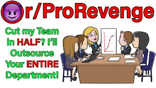 Download You try to cut my team in half so I outsourced your WHOLE department! | r/ProRevenge | #070 Video