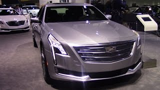 Download 2018 Cadillac CT6 | Super Cruise™ | Close Walkaround | NYIAS 2017 Video