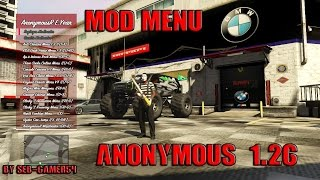 Grand Theft Auto 5 PS3 Anonymous Mod Loader/Rpf+Download
