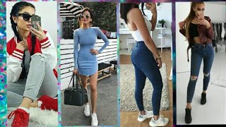 Download 💎Outfits Hermosos con Zapatillas/ Tenis 👟💟 Video